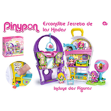 PINYPON ESCONDITE SECRETO DE LAS HADAS