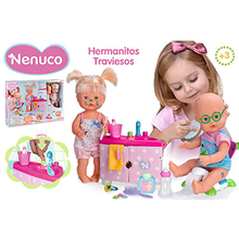 NENUCO HERMANITOS TRAVIESOS