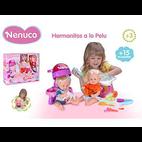 NENUCO HERMANITOS A LA PELU
