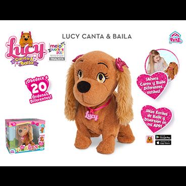 LUCY CANTA Y BAILA