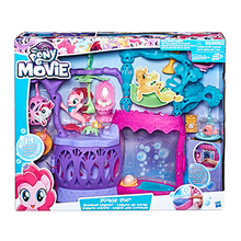My little pony Castillo luces y agua