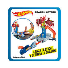 DRAGON ATTACK HOT WHEELS