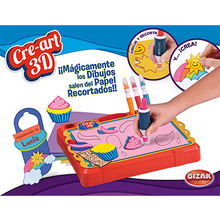 CRE ART 3D SET DELUXE