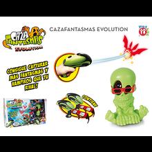 CAZAFANTASMAS EVOLUTION