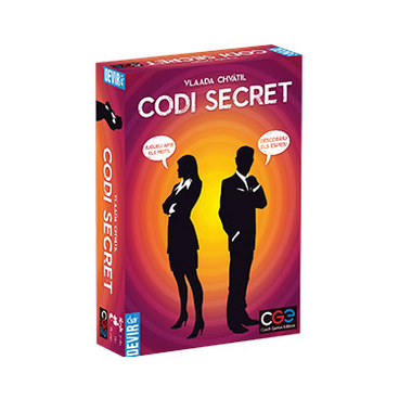 CODI SECRET CATALA