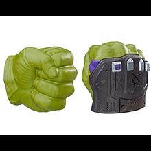 Thor Ragnarok Hulk puños electrónicos