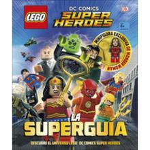 DC COMICS SUPER HEROES SUPERGUIA