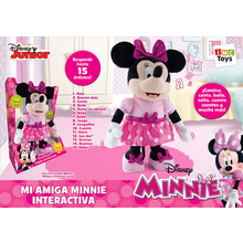 MI AMIGA MINNIE INTERACTIVE