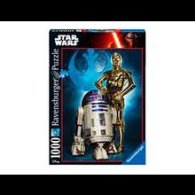 1000 STARWARS R2-D2 & C3PO