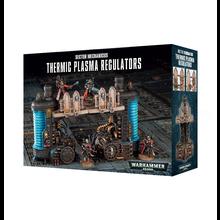 MECHANICUS: THERMIC PLASMA RECULATORS