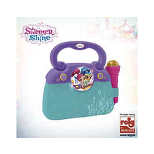 Bolso con micro, luces, ritmos Shimmer and Shine