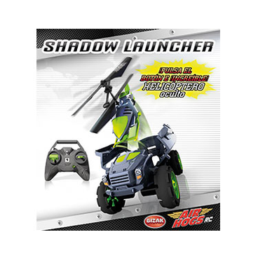 SHADOW LAUNCHER AIR HOGS