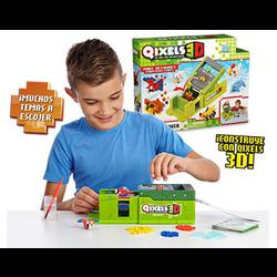 Qixels S3-3D Builder