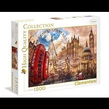 1500 Londres Vintage