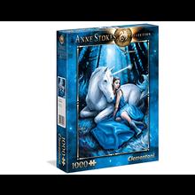 1000 Anne Stokes- Blue Moon