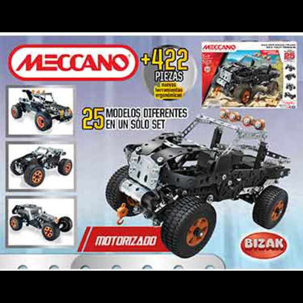 MECCANO 25 MODEL 4X4 TRUCK