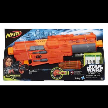 Seal Leader green blaster Star Wars