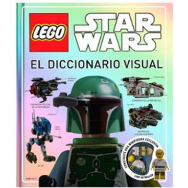 DICCIONARIO VISUAL LEGO STAR WARS