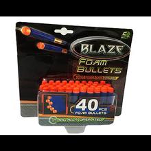 BLAZE FOAM BULLETS