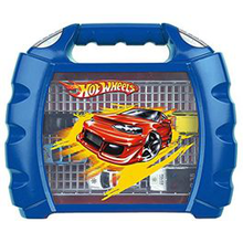 Maletín para coches Hot Wheels