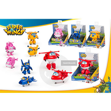 TRANSFORMABLE SUPERWINGS