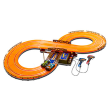 1/43 Pista Slot- Pista en 8 Hot Wheels