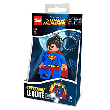 LLAVERO DC COMICS SUPERMAN