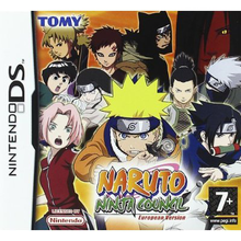 NDS-NARUTO NINJA COUNCIL