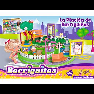 BARRIGUITAS PLACITA