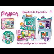 PINYPON HOSPITAL DE MASCOTAS