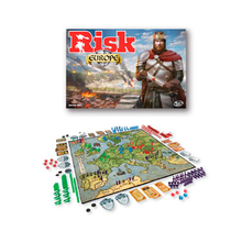 RISK EUROPEAN EDITION