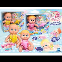 BOUCING BABIES NADANDO CON DELFINES