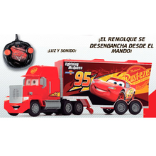 CARS 3 RC CAMION MACK 1:24
