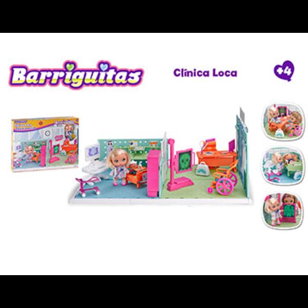 CENTRO DE SALUD BARRIGUITAS