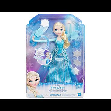 Frozen Elsa copos mágicos