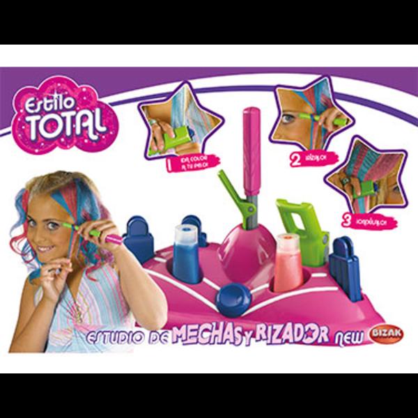 ESTUDIO MECHAS Y RIZADOR
