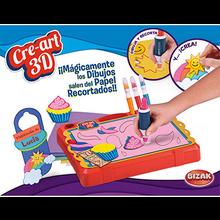 CRE ART 3D SET DELUXE