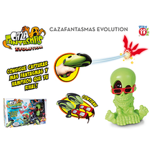 CAZAFANTASMAS EVOLUTION