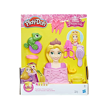 Playdoh Rapunzel salón de belleza