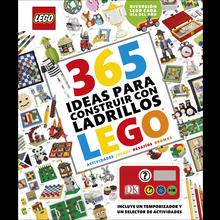 LEGO 365 IDEAS PARA CONSTRUIR