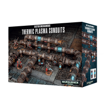 WARHAMMER 40K; THERMIC PLASMA CONDUITS