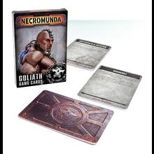 GOLIATH GANG CARDS