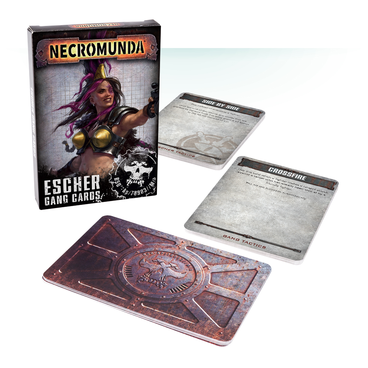 ESCHER GANG CARDS