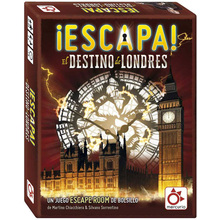 ESCAPA EL DESTINO DE LONDRES