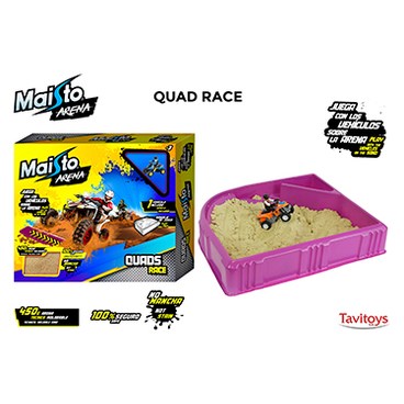 ARENA QUAD RACE