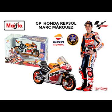 1/10 GP RACING HONDA REPSOL MARC MARQUEZ