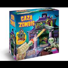 CAZA ZOMBIS