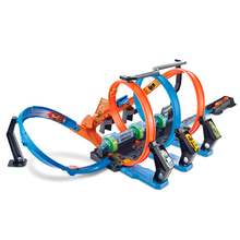 PISTA TRIPLE LOOPING HOT WHEELS