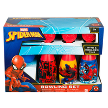 Set de bolos Spiderman