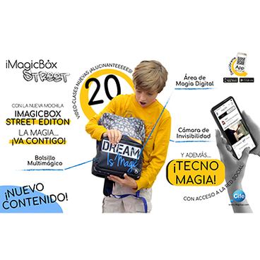IMAGICBOX STREET EDITION